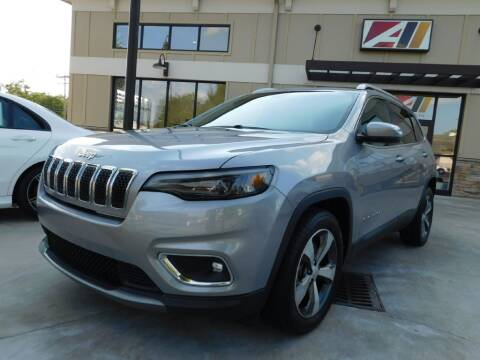 2019 Jeep Cherokee for sale at Auto Assets in Powell OH