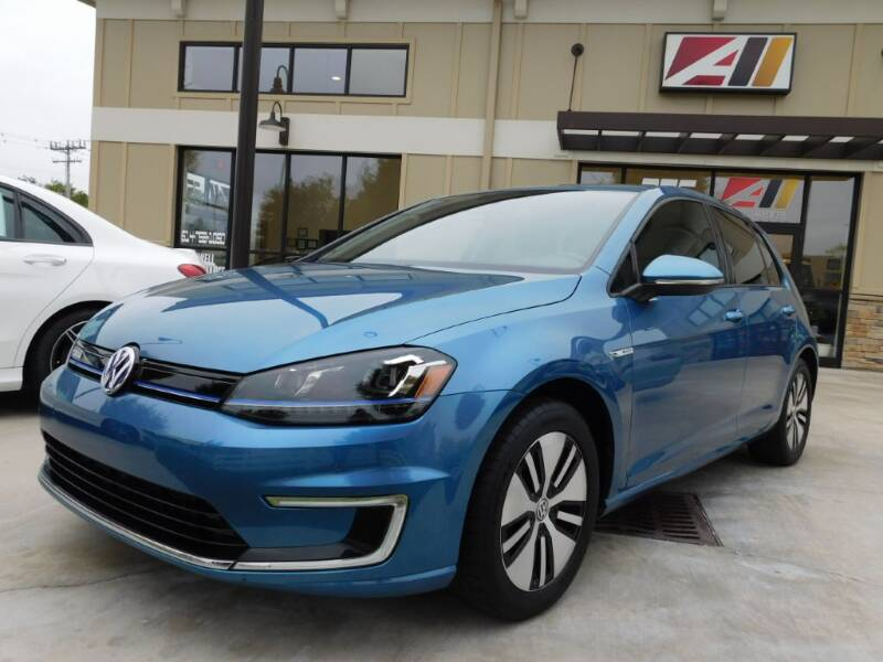 2015 Volkswagen e-Golf for sale at Auto Assets in Powell OH