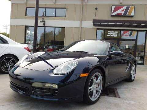 2005 Porsche Boxster for sale at Auto Assets in Powell OH