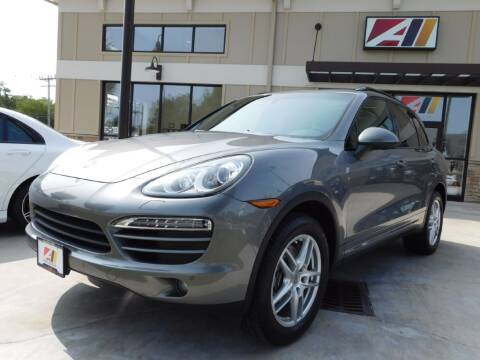 2013 Porsche Cayenne for sale at Auto Assets in Powell OH