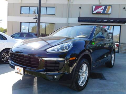 2016 Porsche Cayenne for sale at Auto Assets in Powell OH