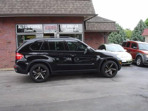 2007 BMW X5 for sale at AUTOWORKS OF OMAHA INC in Omaha NE