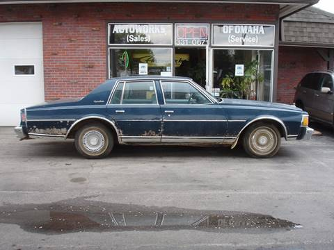 1979 Chevrolet Caprice for sale in Omaha, NE