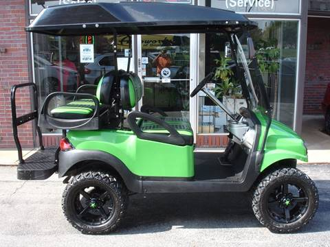 2010 Club Car Golf Cart for sale at AUTOWORKS OF OMAHA INC in Omaha NE