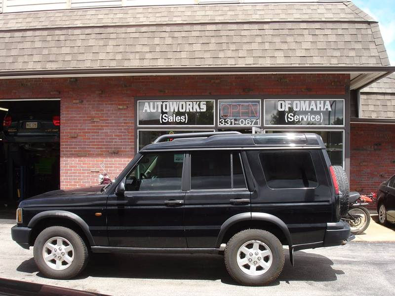2004 Land Rover Discovery for sale at AUTOWORKS OF OMAHA INC in Omaha NE