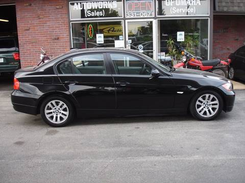 2006 BMW 3 Series for sale at AUTOWORKS OF OMAHA INC in Omaha NE