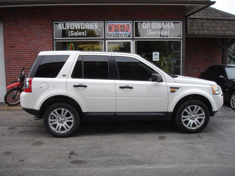 2008 Land Rover LR2 for sale at AUTOWORKS OF OMAHA INC in Omaha NE