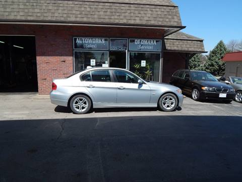 2008 BMW 3 Series for sale at AUTOWORKS OF OMAHA INC in Omaha NE
