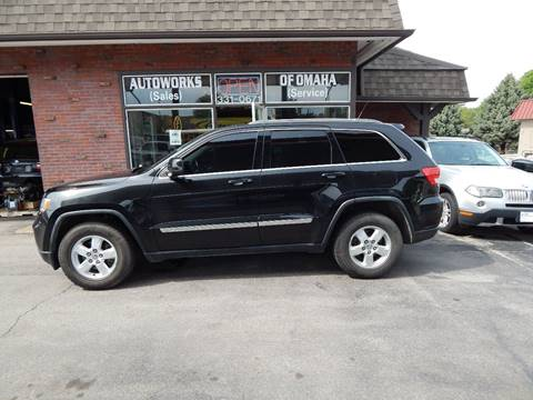 2011 Jeep Grand Cherokee for sale at AUTOWORKS OF OMAHA INC in Omaha NE