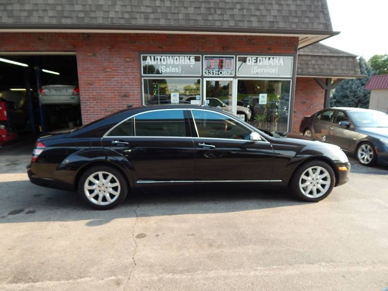 2008 Mercedes-Benz S-Class for sale at AUTOWORKS OF OMAHA INC in Omaha NE