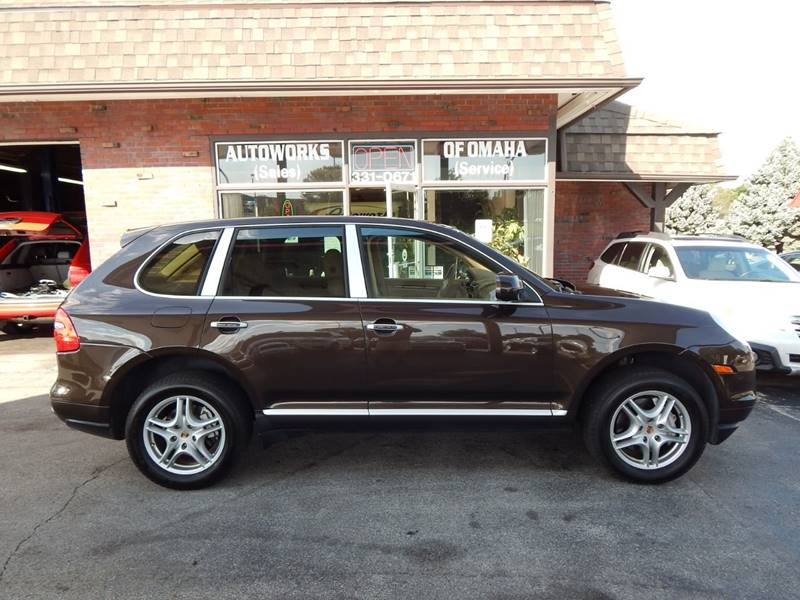 2009 Porsche Cayenne for sale at AUTOWORKS OF OMAHA INC in Omaha NE