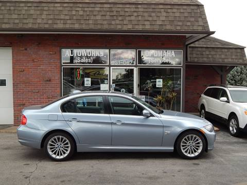 2010 BMW 3 Series for sale at AUTOWORKS OF OMAHA INC in Omaha NE