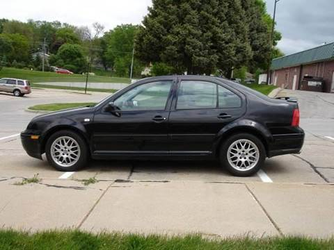 2003 Volkswagen Jetta for sale at AUTOWORKS OF OMAHA INC in Omaha NE
