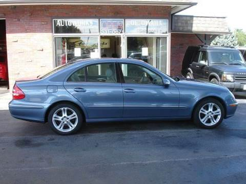 2006 Mercedes-Benz E-Class for sale at AUTOWORKS OF OMAHA INC in Omaha NE