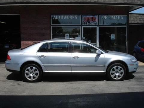 2004 Volkswagen Phaeton for sale at AUTOWORKS OF OMAHA INC in Omaha NE
