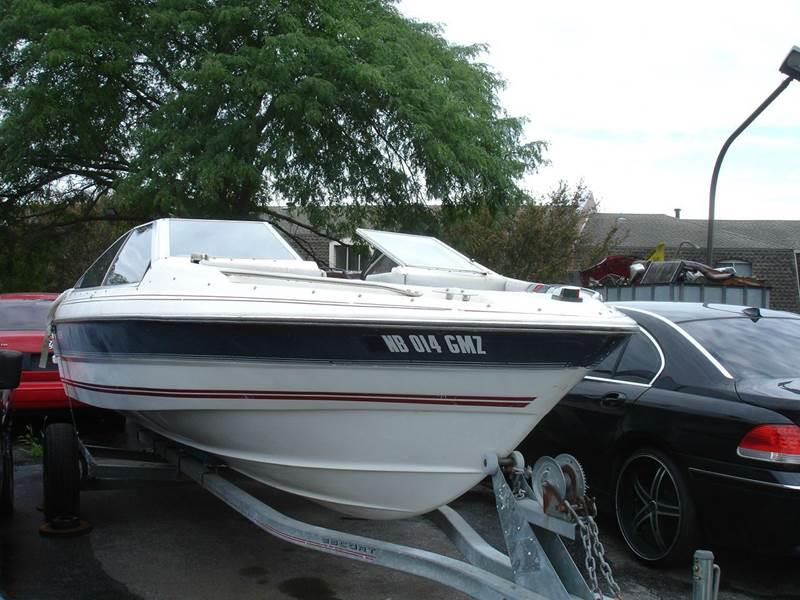 1986 Bayliner Capri 20ft In Omaha NE - AUTOWORKS OF OMAHA INC