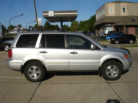 2005 Honda Pilot for sale at AUTOWORKS OF OMAHA INC in Omaha NE