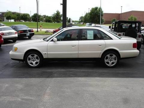 1997 Audi A6 for sale at AUTOWORKS OF OMAHA INC in Omaha NE