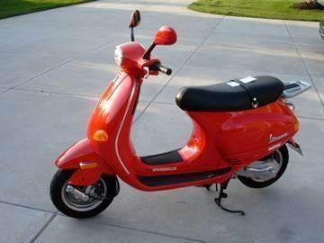2002 Vespa SCOOTER for sale at AUTOWORKS OF OMAHA INC in Omaha NE