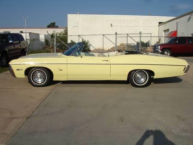 1968 Chevrolet Impala for sale at AUTOWORKS OF OMAHA INC in Omaha NE