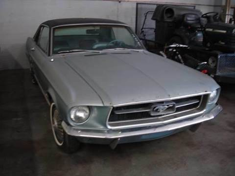 1967 Ford Mustang for sale at AUTOWORKS OF OMAHA INC in Omaha NE