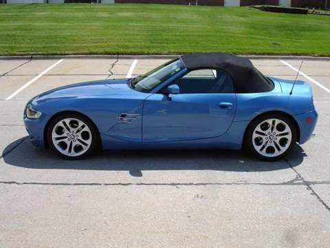 2003 BMW Z4 for sale at AUTOWORKS OF OMAHA INC in Omaha NE