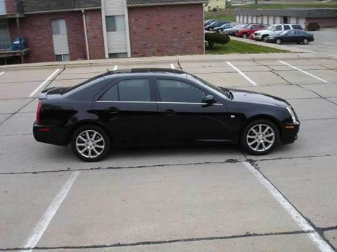 2005 Cadillac STS for sale at AUTOWORKS OF OMAHA INC in Omaha NE