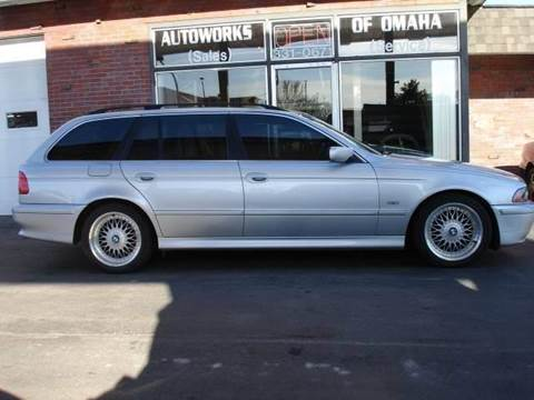 2001 BMW 5 Series for sale at AUTOWORKS OF OMAHA INC in Omaha NE