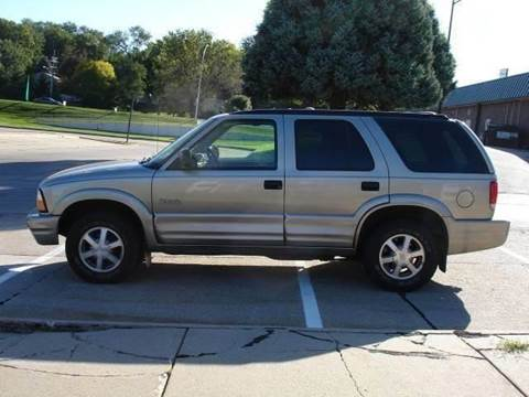 2000 Oldsmobile Bravada for sale at AUTOWORKS OF OMAHA INC in Omaha NE