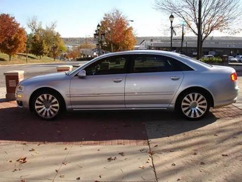 2007 Audi A8 for sale at AUTOWORKS OF OMAHA INC in Omaha NE
