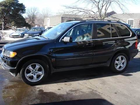 2002 BMW X5 for sale at AUTOWORKS OF OMAHA INC in Omaha NE