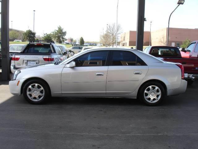 2004 Cadillac CTS for sale at AUTOWORKS OF OMAHA INC in Omaha NE
