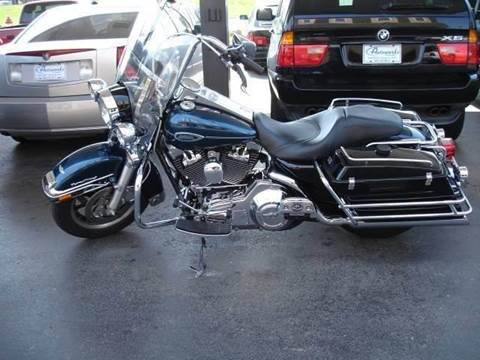 2003 Harley-Davidson ROADKING for sale at AUTOWORKS OF OMAHA INC in Omaha NE