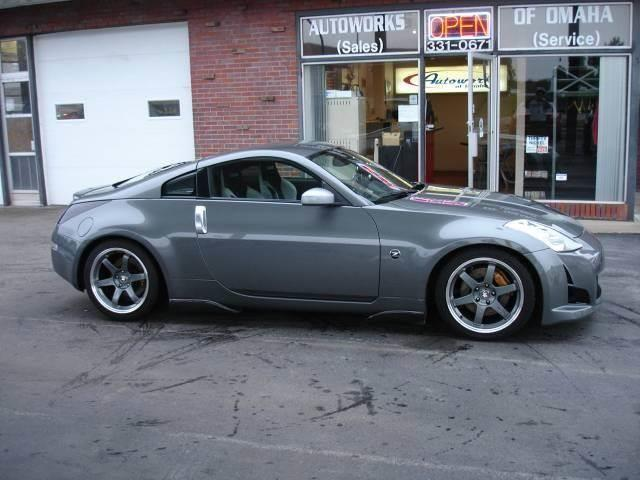 2003 Nissan 350Z for sale at AUTOWORKS OF OMAHA INC in Omaha NE