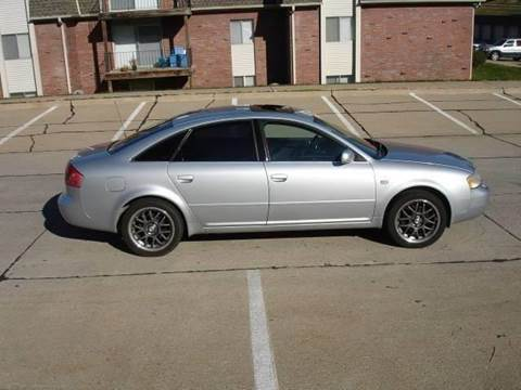1998 Audi A6 for sale at AUTOWORKS OF OMAHA INC in Omaha NE