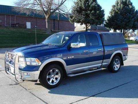2009 Dodge Ram Pickup 1500 for sale at AUTOWORKS OF OMAHA INC in Omaha NE
