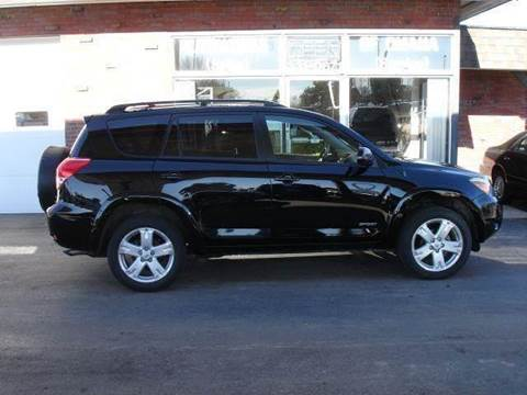 2007 Toyota RAV4 for sale at AUTOWORKS OF OMAHA INC in Omaha NE
