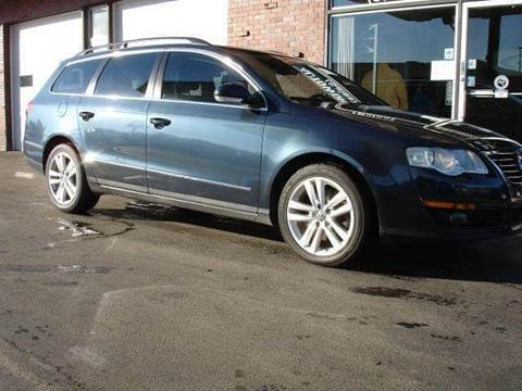 2007 Volkswagen Passat for sale at AUTOWORKS OF OMAHA INC in Omaha NE
