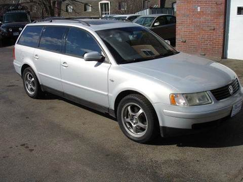 2000 Volkswagen Passat for sale at AUTOWORKS OF OMAHA INC in Omaha NE