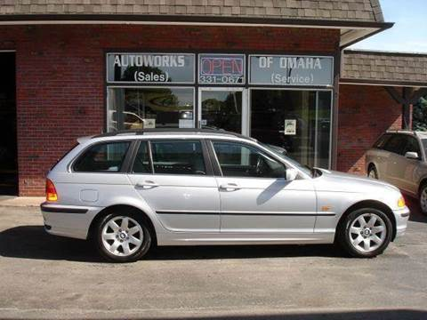 2001 BMW 3 Series for sale at AUTOWORKS OF OMAHA INC in Omaha NE