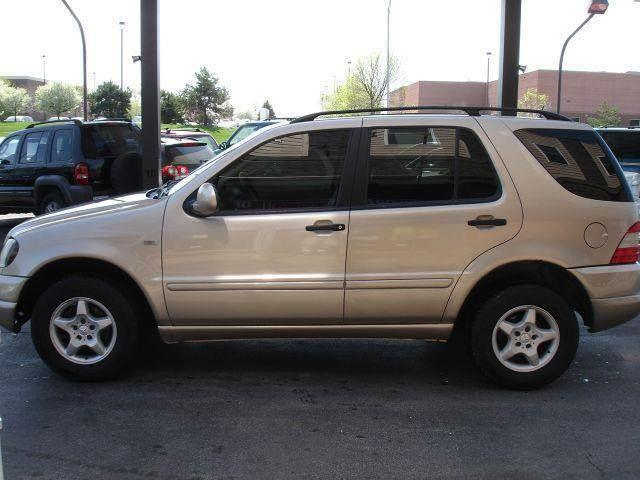 2001 Mercedes-Benz M-Class for sale at AUTOWORKS OF OMAHA INC in Omaha NE