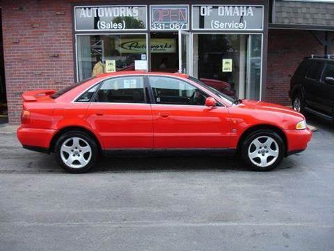 1997 Audi A4 for sale at AUTOWORKS OF OMAHA INC in Omaha NE