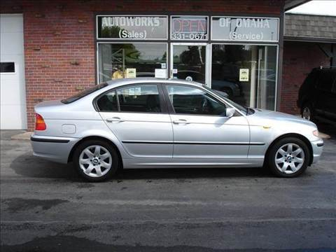 2002 BMW 3 Series for sale at AUTOWORKS OF OMAHA INC in Omaha NE