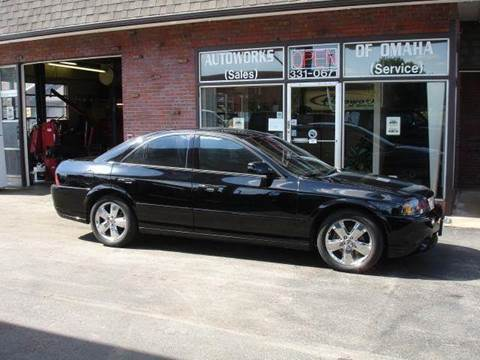 2006 Lincoln LS for sale at AUTOWORKS OF OMAHA INC in Omaha NE