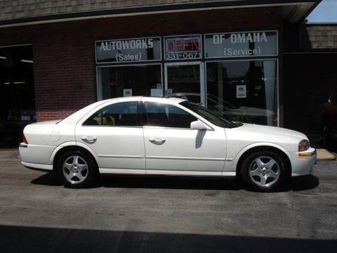 2000 Lincoln LS for sale at AUTOWORKS OF OMAHA INC in Omaha NE