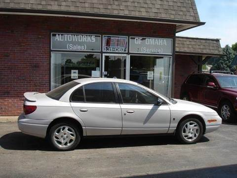 2000 Saturn S-Series for sale at AUTOWORKS OF OMAHA INC in Omaha NE