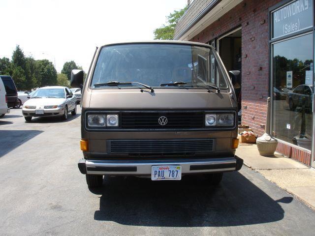 1986 Volkswagen Vanagon Gl In Omaha Ne Autoworks Of Omaha Inc