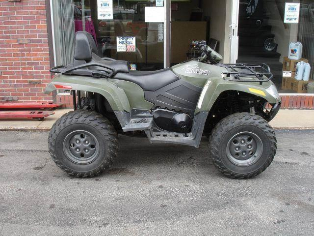 2008 Arctic Cat 500 AUTO TRV for sale at AUTOWORKS OF OMAHA INC in Omaha NE
