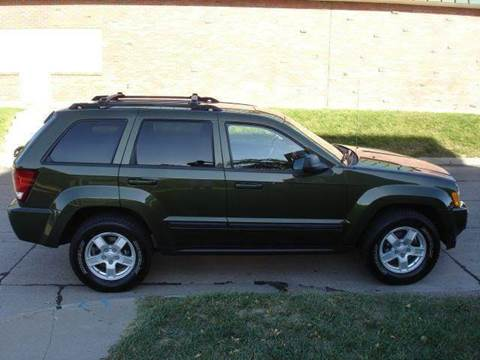 2007 Jeep Grand Cherokee for sale at AUTOWORKS OF OMAHA INC in Omaha NE