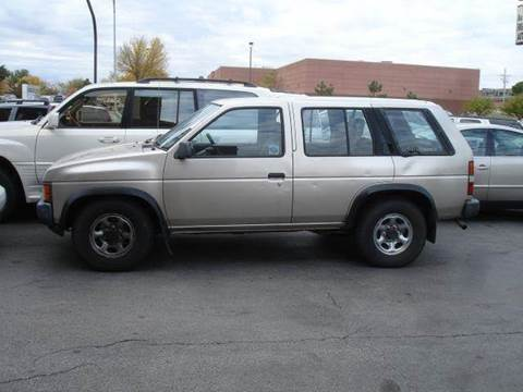1994 Nissan Pathfinder for sale at AUTOWORKS OF OMAHA INC in Omaha NE